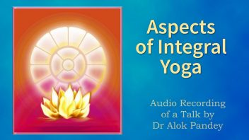 Aspects of Integral Yoga TE116 cover