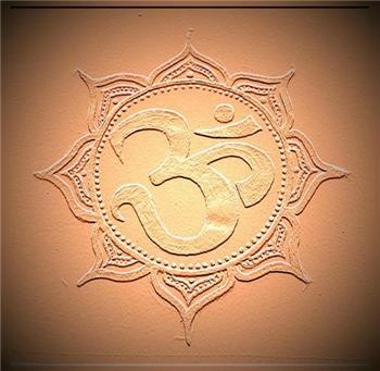 Om (great logotype)