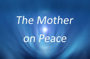 The Mother on peace no NY
