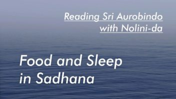 09 Food and Sleep in Sadhana