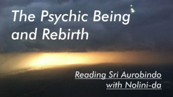 10 The Psychic Being and Rebirth