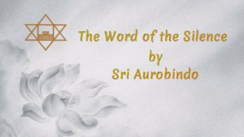 39 The Word of the Silence