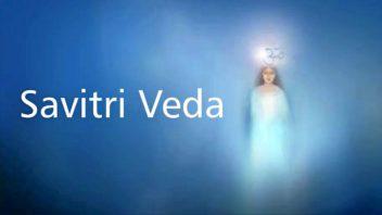 Savitri Veda old 1m