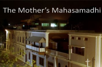 The Mothers Mahasamadhi