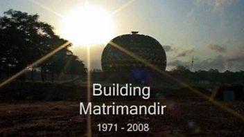Building Matrimandir mod 4
