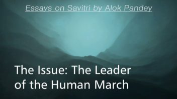The Issue 4 the Leader of the Human March