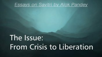The Issue - from crisis to liberation