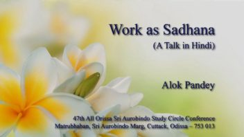 Work as Sadhana