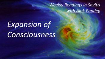 Savitri 30 expansion of consciousness cover