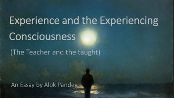 Experience and Experiencing Consciousness cover
