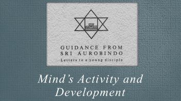 4. Mind's Activity and Development
