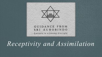 25. Receptivity and Assimilation