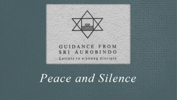 26. Peace and Silence