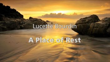 A Place of Rest COVER m