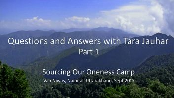 Q&A with Tara didi part 1 lg