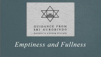 27. Emptiness and Fullness