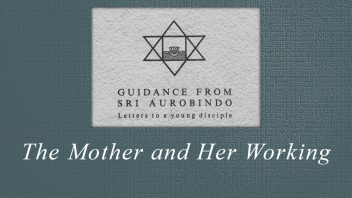 31. The Mother and Her Working