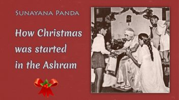 How Christmas was started in the Ashram r