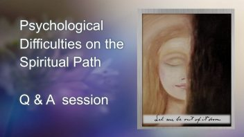 Psychological Difficulties - Q&A