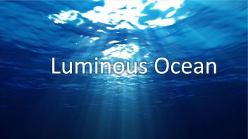 Luminous Ocean cover