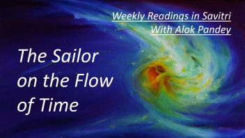 The sailor on the flow of time