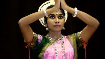 Odissi dance by Amrita 2