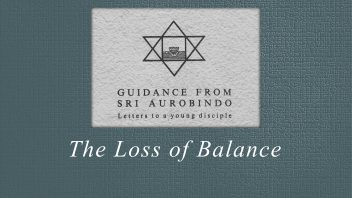 18. The Loss of Balance