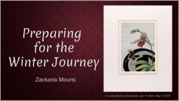 2013 Preparing for the Winter Journey m