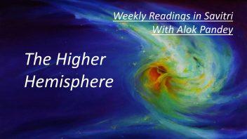 Savitri 83 cover The Higher Hemisphere