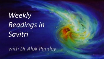 Weekly Readings in Savitri gen cover