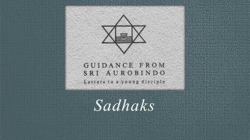 29. Sadhaks