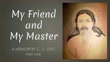 My Friend and My Master - part 1