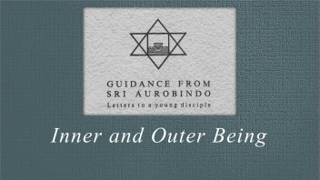 39.Inner and Outer Being