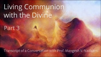 A Living Communion cover part 3