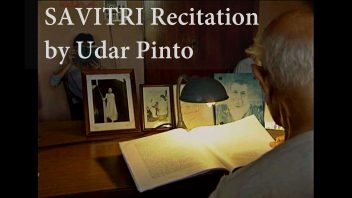 Savitri Recitation by Udar