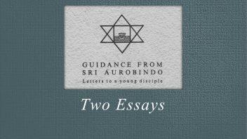55. Two Essays