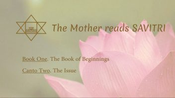 The Mother Reads Savitri cover B01C02 AM