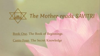 The Mother Reads Savitri cover B01C04 AM