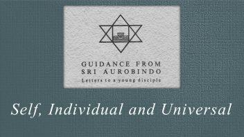 62. Self, Individual and Universal