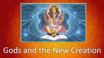Gods and the New Creation cover