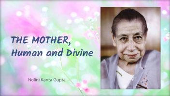 The Mother, Human and Divine COVER