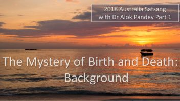 AS01 The Mystery of Birth and Death - Background
