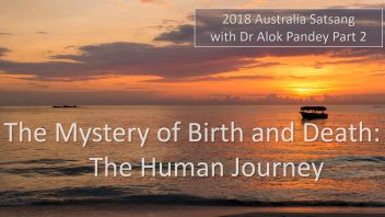 AS02 The Mystery of Birth and Death - The Human Journey