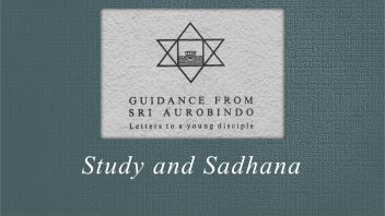 12 Study and Sadhana