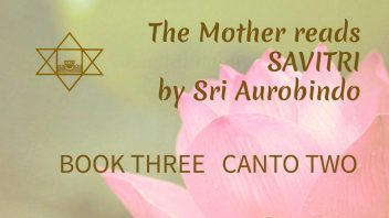 The Mother Reads Savitri cover B03C02 1080