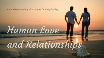 Human love and relationships cover