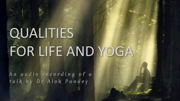 Qualities for Life and Yoga (cover)