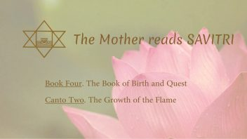 The Mother Reads Savitri cover B04C02 AM