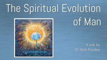 The Spiritual Evolution of Man