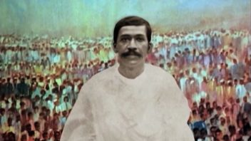 Glimpses of Sri Aurobindo (text) cover video